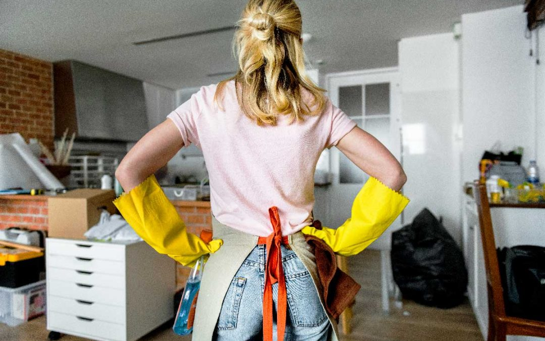 15 Steps for House Cleaning like a Pro